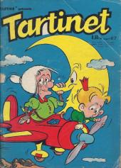 Tartinet -87- Le transatlantique à pédales