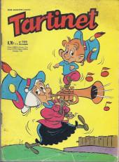 Tartinet -169- Raquette magique
