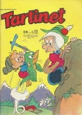 Tartinet -168- Tarte Aux Fraises la terreur