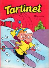 Tartinet -129- Anniversaire à la dynamite