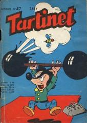 Tartinet -47- La déménageuse atomique