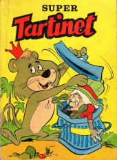 Tartinet -Rec26- Recueil Super (du n°109 au n°113)