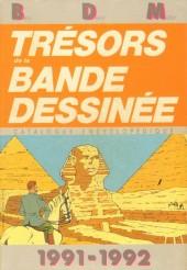 (DOC) BDM -8- Trésors de la Bande Dessinée 1991-1992