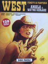 West fumetti di frontiera -25- Angela & Wayne Redlake