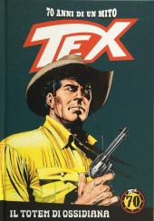 Tex (70 anni di un mito) -29- il totem di Ossidiana