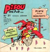 Pifou (Poche) -31- Pifou Poche 31