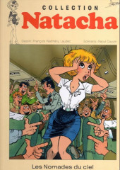 Natacha - La Collection (Hachette) -13- Les nomades du ciel