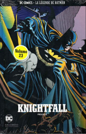 DC Comics - La légende de Batman -2319- Knightfall : prologue