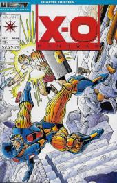 X-O Manowar (1992) -8- Unity Chapter 13: