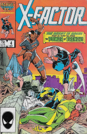 X-Factor (Marvel comics - 1986) -4- Trials and Errors