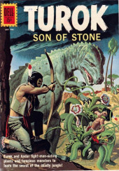 Turok, son of stone (Dell - 1956) -26- (sans titre)