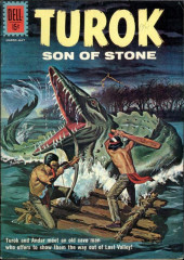 Turok, son of stone (Dell - 1956) -27- (sans titre)