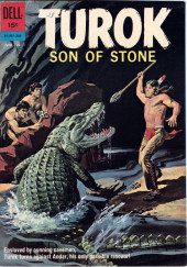 Turok, son of stone (Dell - 1956) -28- (sans titre)