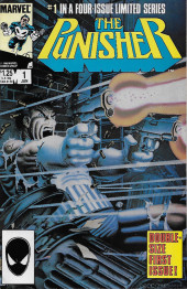 Punisher Vol.01 (Marvel comics - 1986) (The) -1- Circle of Blood