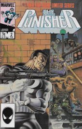 Punisher Vol.01 (Marvel comics - 1986) (The) -2- Back to the War