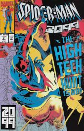 Spider-Man 2099 (Marvel comics - 1992) -2- Nothing Ventured...