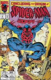 Spider-Man 2099 (Marvel comics - 1992) -3- Nothing Gained
