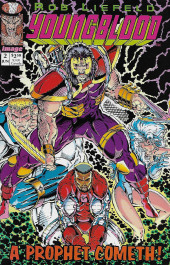 Youngblood (1992) -2- Issue #2