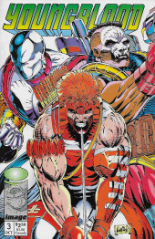 Youngblood (1992) -3- Issue #3
