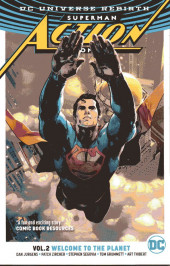 Action Comics (DC Comics - 1938) -INT02- Vol.2 Welcome to The Planet