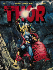 Marvel comics index -5- The mighty Thor