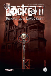 Locke & Key -1b18- Bienvenue à Lovecraft