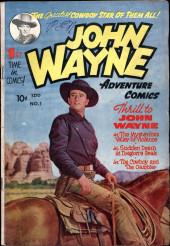 John Wayne Adventure Comics (1949) -1- (sans titre)
