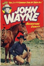 John Wayne Adventure Comics (1949) -2- (sans titre)