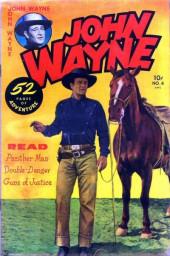 John Wayne Adventure Comics (1949) -4- The Panther Man