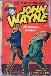 John Wayne Adventure Comics (1949) -6- Cavern of Doom !