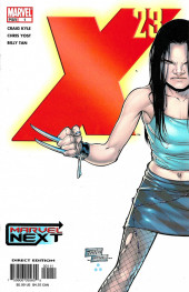 X-23 (2005) -1A- Innocence Lost part 1