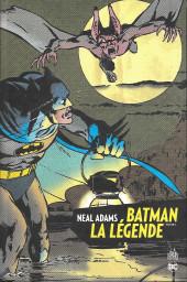 Batman : la légende (Neal Adams) -1- Tome 1