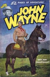 John Wayne Adventure Comics (1949) -7- Stranger's Revenge