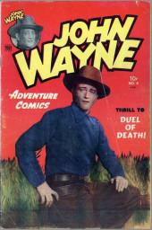 John Wayne Adventure Comics (1949) -8- Duel of Death