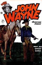 John Wayne Adventure Comics (1949) -9- Ghost Guns