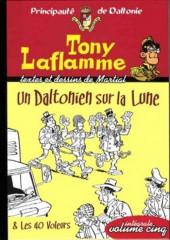Tony Laflamme -INT5- Un daltonien sur la lune et Tony et les 40 voleurs