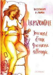 Horizontale - Journal d'une grossesse allongée