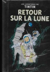 Tintin - Pastiches, parodies & pirates - Retour sur la Lune