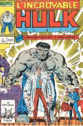 L'incroyable Hulk (Éditions Héritage) -184- Plus ça change...