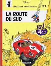 Benoît Brisefer -10Fan2002- La route du Sud