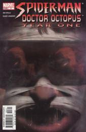 Spider-Man/ Doctor Octopus: Year One (2004) -3- Spider-Man/ Doctor Octopus: Year One #3