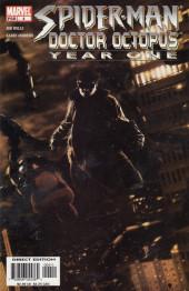 Spider-Man/ Doctor Octopus: Year One (2004) -4- Spider-Man/ Doctor Octopus: Year One #4