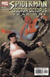Couverture de Spider-Man/ Doctor Octopus: Year One (2004) -5- Spider-Man/ Doctor Octopus: Year One #5