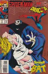 Spider-Man vs. Dracula (1994) -1- Ship of Fiends!