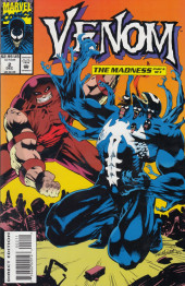 Venom: The Madness (1993) -2- The Madness Part 2: Paranoia