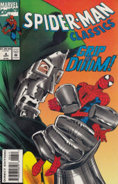 Spider-Man Classics (1993) -6- Marked for Destruction by Dr. Doom