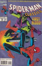 Spider-Man Classics (1993) -15- The Grotesque Adventure of the Green Goblin
