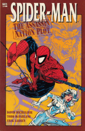 Amazing Spider-Man (The) (1963) -INT- Spider-Man: The Assassin Nation Plot