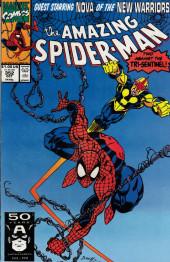 Amazing Spider-Man (The) Vol.1 (Marvel comics - 1963) -352- Death Walk!