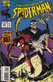 Spectacular Spider-Man (The) (1976) -221- Web of Death, Part Four: A Time to Die!
